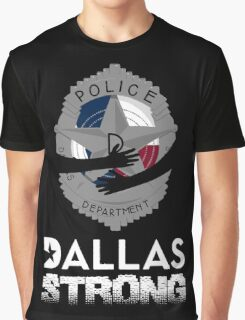 Dallas Strong Graphic T-Shirt