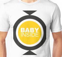 baby inside Unisex T-Shirt