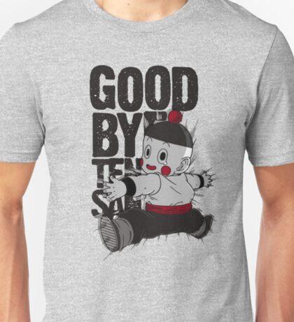"<DRAGON BALL Z> Chaozu ""Good Bye Tenshinan"" Unisex T-Shirt"