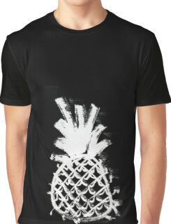 Ink Pineapple Graphic T-Shirt