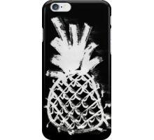 Ink Pineapple iPhone Case/Skin