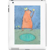 Be Kind iPad Case/Skin