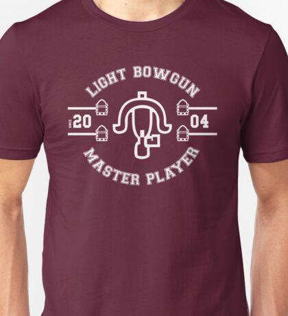 Light Bowgun - Master Player Unisex T-Shirt