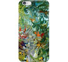 modern composition 31 by rafi talby iPhone Case/Skin