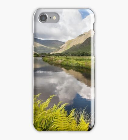 Bundorragha River Delphi valley. iPhone Case/Skin
