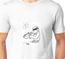 Ape Experiments with Sling Shot Unisex T-Shirt