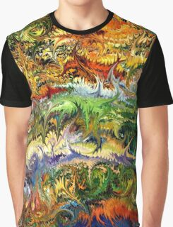 King Solomon's Garden by rafi talby Graphic T-Shirt