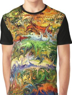 King Solomon's Garden by rafi talby Graphic T-Shirt