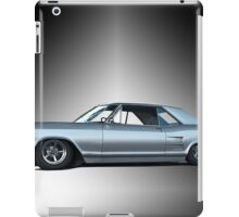 1963 Buick Riviera 'Custom'  iPad Case/Skin