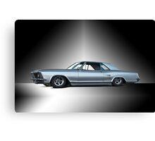1963 Buick Riviera 'Custom'  Canvas Print