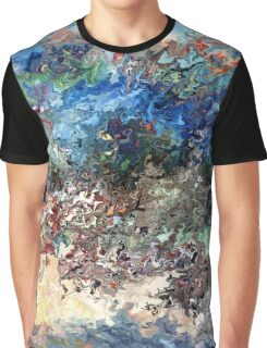 Dancing Colors by rafi talby Graphic T-Shirt