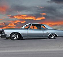 1963 Buick Riviera 'Sunset Strip' by DaveKoontz