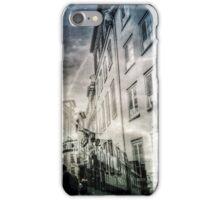 Quebec city iPhone Case/Skin