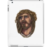 Beautiful Jesus portrait  iPad Case/Skin