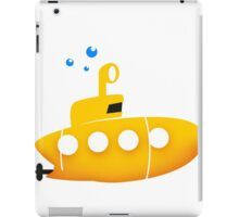 u-boot - Submarine iPad Case/Skin