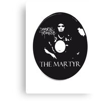 The Martyr - Immortal Technique Canvas Print