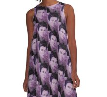 Chris Colfer A-Line Dress