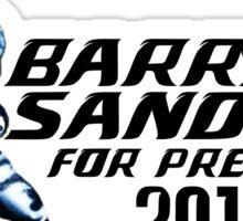 Barry Sanders for President 2016 (Alternate) Sticker