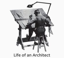 Life of an Architect T-Shirt