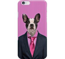 Tuxedog iPhone Case/Skin