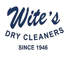 Wite's Dry Cleaners by Gage White