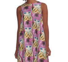 Darren Criss A-Line Dress