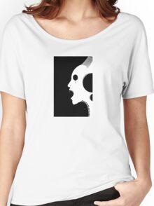 Face of War Invert Women's Relaxed Fit T-Shirt
