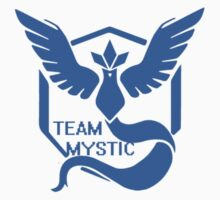 Team Mystic Symbol (Small) One Piece - Short Sleeve