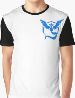Team Mystic Symbol (Small + No Words) Graphic T-Shirt
