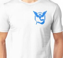 Team Mystic Symbol (Small + No Words) Unisex T-Shirt