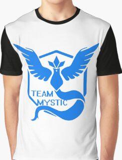 Team Mystic Symbol (Large) Graphic T-Shirt