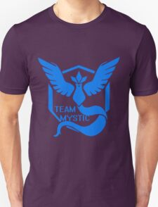 Team Mystic Symbol (Large) Unisex T-Shirt