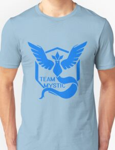 Team Mystic Symbol (Large) Unisex T-Shirt