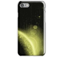 a space opera iPhone Case/Skin