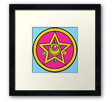 Magical Girls Rule Framed Print