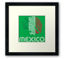 Mexican Pride Framed Print