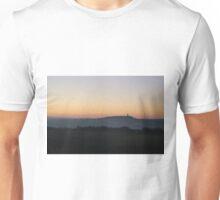 Castle Hill & Emley Moor At Sunrise Unisex T-Shirt