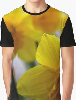 You'd be Daff'd not to get out in the Garden Graphic T-Shirt