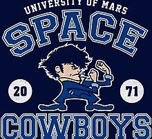 Space Cowboys by machmigo