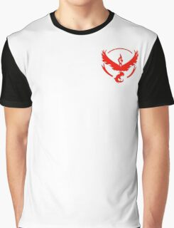Team Valor Symbol (Small + No Words) Graphic T-Shirt