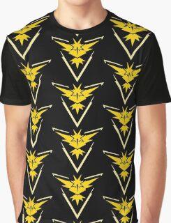 Team Instinct (Border) Graphic T-Shirt