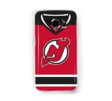 New Jersey Devils Home Jersey Samsung Galaxy Case/Skin