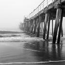 Fog and sea by Rob Beckett