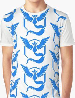 Team Mystic (Border) Graphic T-Shirt