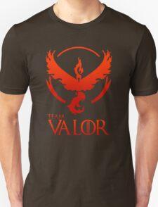 Pokemon Go: Team Valor Unisex T-Shirt
