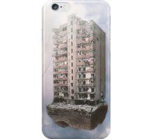 Ascending urbanism iPhone Case/Skin