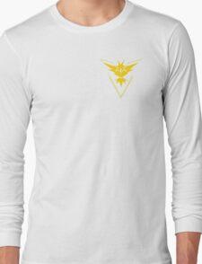 Team Instinct Symbol (Small + No Words) Long Sleeve T-Shirt