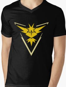 Team Instinct Symbol (Large + No Words) Mens V-Neck T-Shirt
