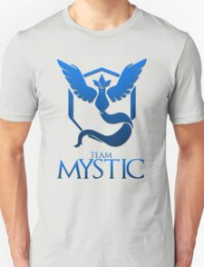 Pokemon Go: Team Mystic Unisex T-Shirt