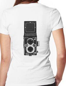 Rolleiflex Automat - Model K4B Womens Fitted T-Shirt